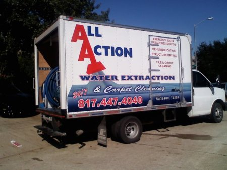 Fort Worth Carpet Cleaning by Robert at All Action