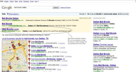 SMLocal + Your Own AdWords Campaign = No Phone Calls